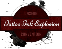 Logo der tattoo ink explosion